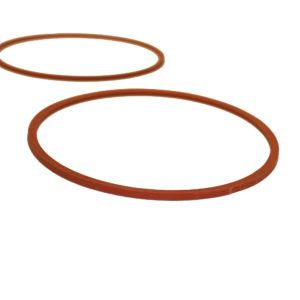 RG-1302-42 edge Silicone Rubber Valve Cover Gaskets