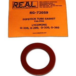 RG-72059-2 with label for silicone rubber valve cover gaskets
