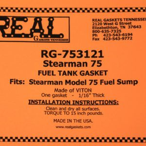 RG-753121 label Silicone Rubber Valve Cover Gaskets