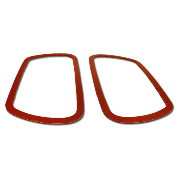 VW-1FR silicone rubber valve cover gaskets