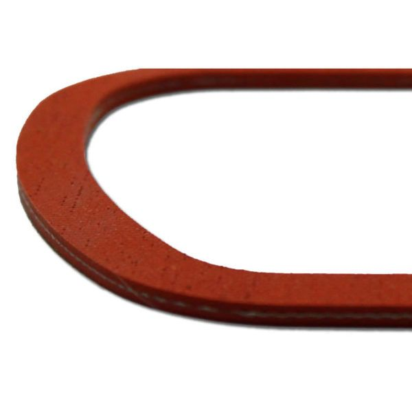 VW-4FR silicone rubber valve cover gasket edge