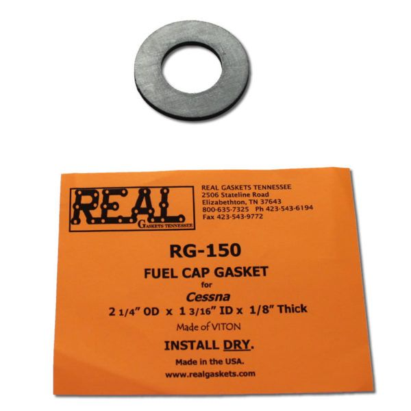 RG-150 with label for silicone rubber valve cover gaskets