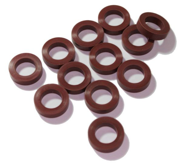 RG-17864-12 silicone rubber valve cover gaskets