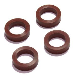 RG-17864-4 silicone rubber valve cover gaskets