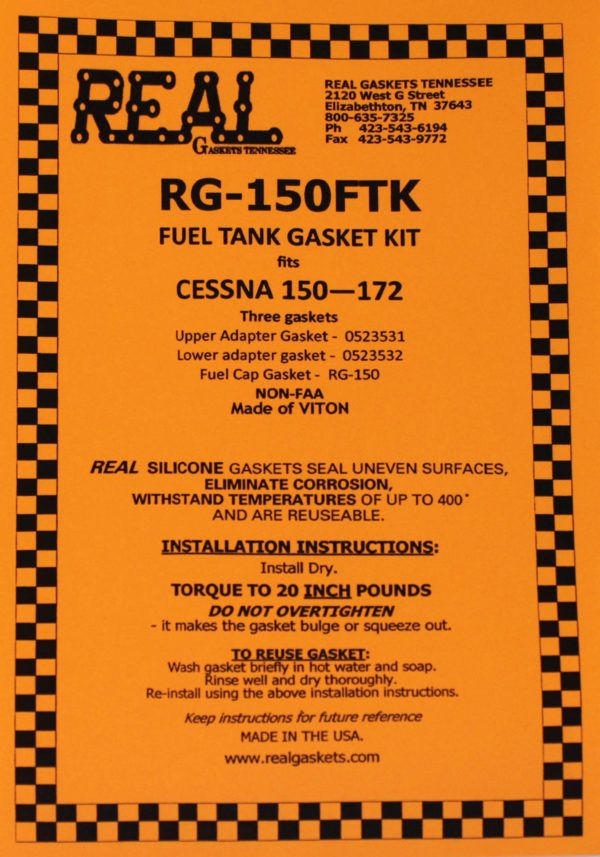 rg-150-label Silicone Rubber Valve Cover Gaskets
