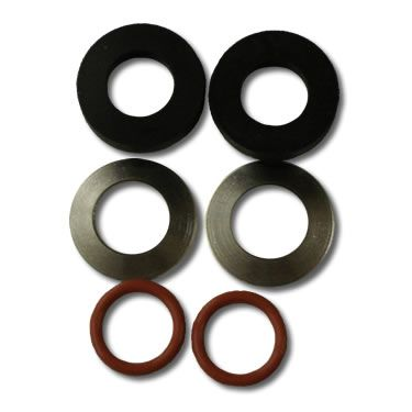 Pushrod Tube Seal Kit - 1 Cyl for New Continental Cylinder