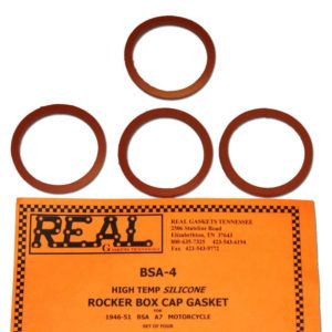 Rocker Box Cap Gasket